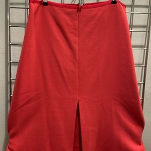 NWT Ann Taylor A-Line skirt with front slit